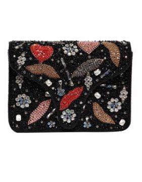 Clutch Lolly Preta - Carolina Cury