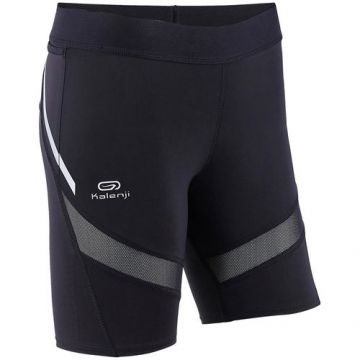Short Feminino De Corrida Kiprun Mid Tight