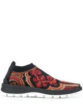 Woven Trainers - Etro
