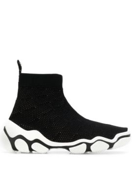 Red(v) Glam Run Sneakers - Red Valentino