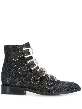 Buckle Boots - Givenchy