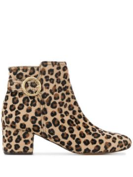 Ankle Boot Animal Print - Tila March