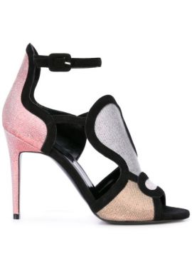 Patch Sandals - Pierre Hardy