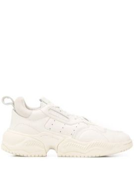 Chunky Sole Sneakers - Adidas