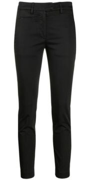 Skinny Fit Trousers - Dondup