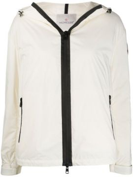 Hooded Puffer Jacket - Moncler