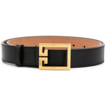 Double G Buckle Belt - Givenchy