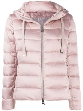 Hooded Puffer Jacket - Herno