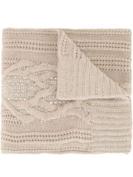 Chunky Knit Scarf - Ermanno Scervino