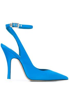 105mm Pointed Pumps - The Attico