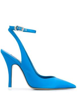 130mm Pointed Pumps - The Attico