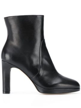 Pointed Ankle Boots - Stuart Weitzman