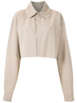 Camisa Cropped Cedro - Aluf