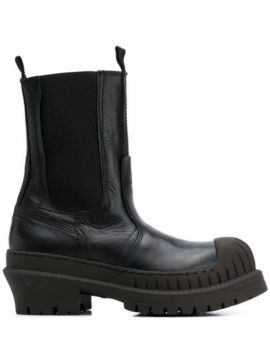 Chunky Sole Ankle Boots - Acne Studios