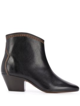 Dacken Ankle Boots - Isabel Marant