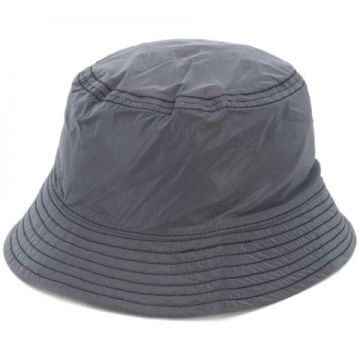 Reflective Logo-patch Bucket Hat - Mcq Swallow