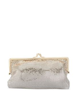 Clutch Degradê Com Corrente - Paco Rabanne