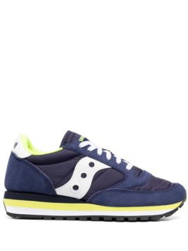 Jazz Triple Chunky-sole Sneakers - Saucony