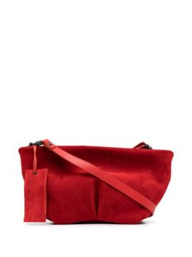Pleated Malleable Clutch - Marsèll
