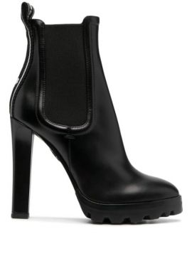 Heeled Chelsea Boots - Dsquared2