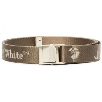 Cinto Mini Com Estampa De Logo - Off-white