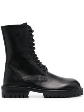 Stud-detail Ankle Boots - Ann Demeulemeester