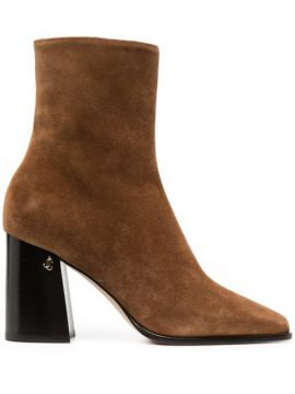 Bryelle 85mm Ankle Boots - Jimmy Choo