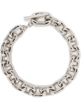 Chunky Chain-link Necklace - Paco Rabanne