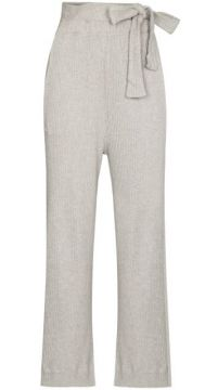 Lhasa Ribbed-knit Trousers - Baserange