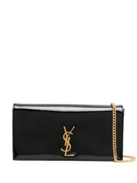 Clutch Kate Com Alça De Corrente - Saint Laurent