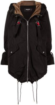 Parka De Nylon - Dsquared2