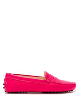 Loafer De Couro - Tods