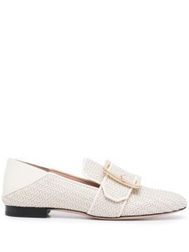 Janelle Buckled Slippers - Bally