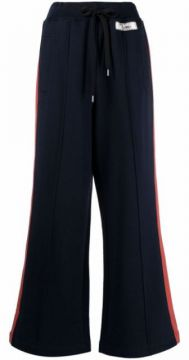 Knitted Wide-leg Trousers - Marni