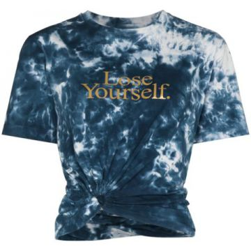Lose Yourself Tie-dye T-shirt - Paco Rabanne