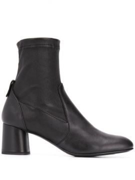 Ankle Boot Com Stretch - Agl