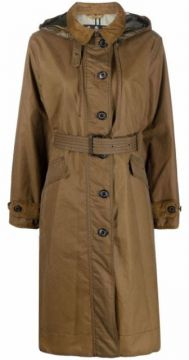 Trench Coat Alice Com Cinto - Barbour