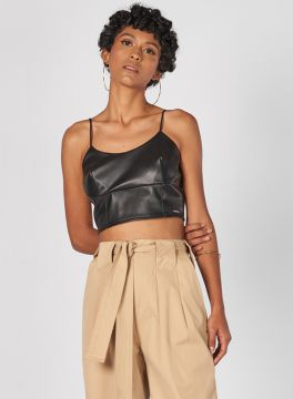 Top Cropped Justo - Colcci