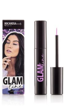 Delineador Líquido Boca Rosa Beauty by Payot Glam Line -  F