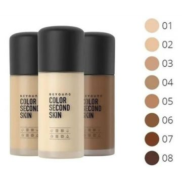 Base Beyoung Color Second Skin 30g Cor 05