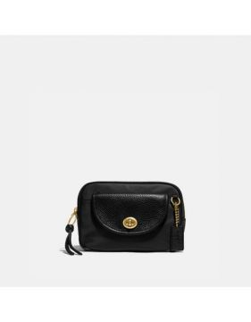 Pochete Cargo Belt Bag Coach - Preto