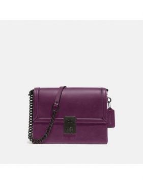 Bolsa Hutton Shoulder Coach - Roxo