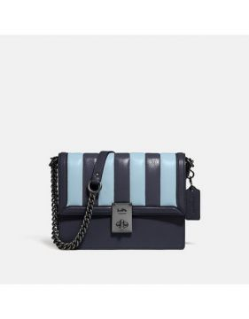 Bolsa Hutton Shoulder Coach - Azul