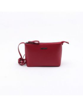 Bolsa Shoulder Bag Scarlet - P - Dumond