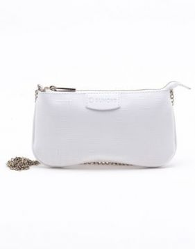 Bolsa Shoulder Bag Bianco - P - Dumond