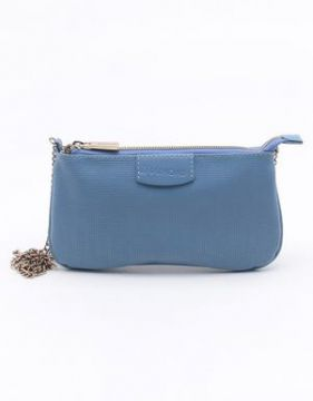 Bolsa Shoulder Bag Azul Pacífico - Dumond
