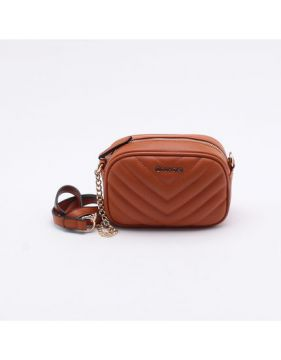Bolsa Shoulder Bag Matelassê Toffee - P - Dumond