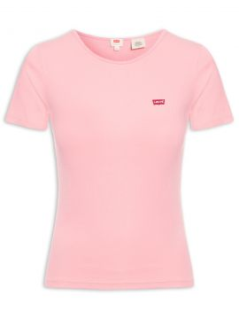 Camiseta Feminina Honey - Rosa - Levis Womens