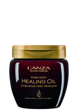 L Anza Keratin Healing Oil Intensive Hair Masque Máscara de