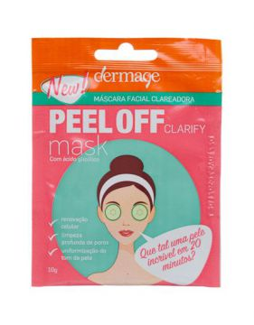 Peel Off Clarify - Mask - Dermage